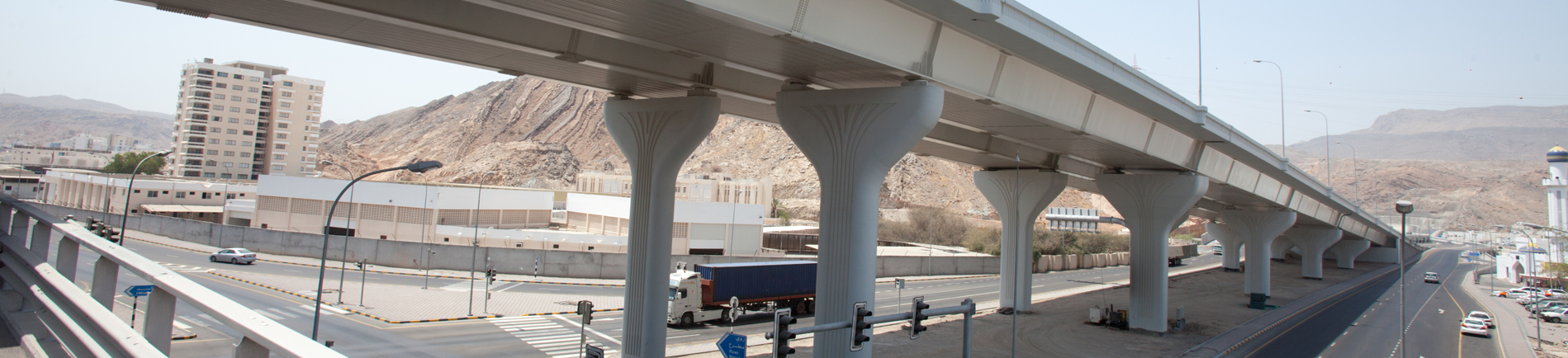 Wadi Adai Interchange