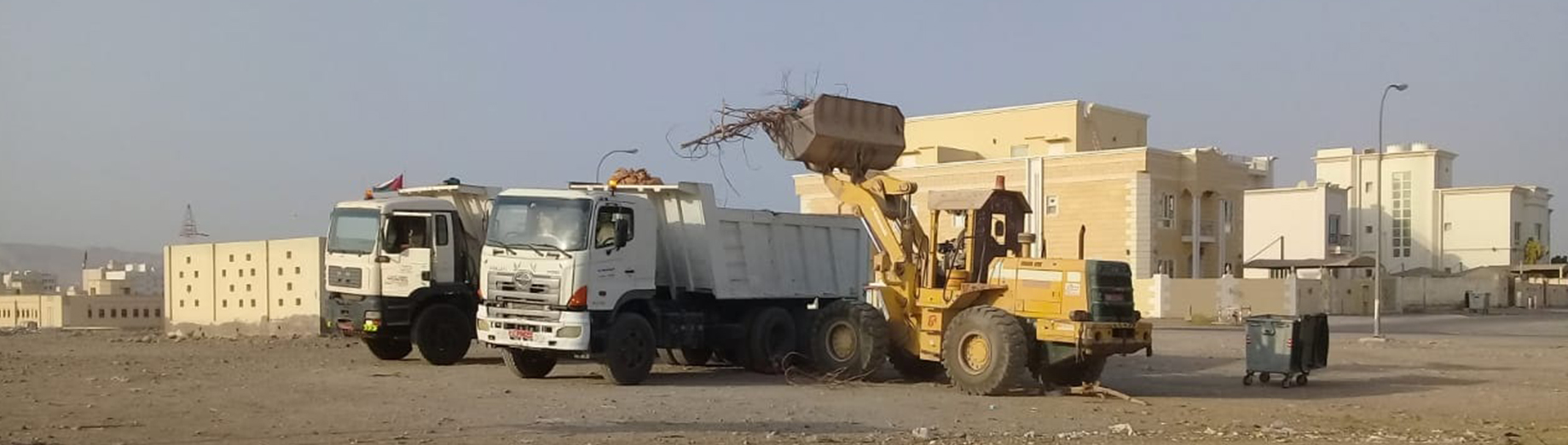 Waste Operations for Muscat Governorate (M2)