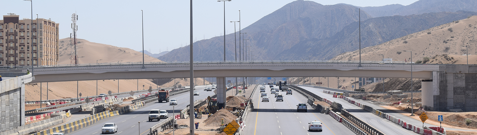 Mall of Oman-Enabling and Highway works