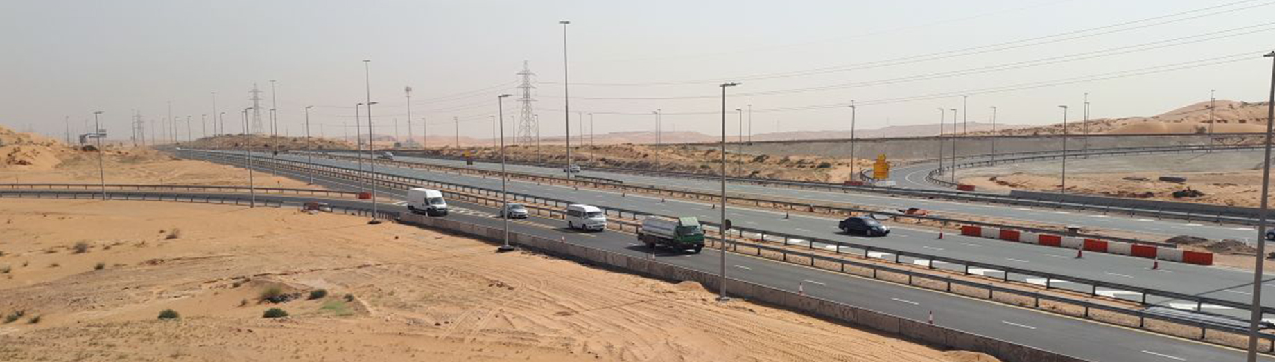 Development and Upgrading of Al Ittihad-Taween Road - 2nd Stage