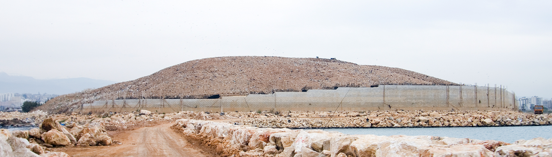 Construction, O&M of the Tripoli Landfill (Phases I, II, III & IV)