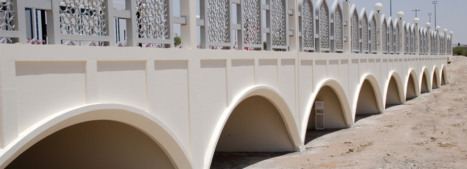 Maintenance of Bridges in Al Ain City