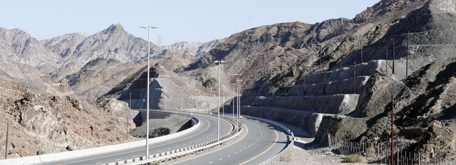 Construction of Roads from Tawaian to Dibba