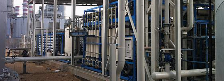EPC for Demi Water Production – Damietta 1