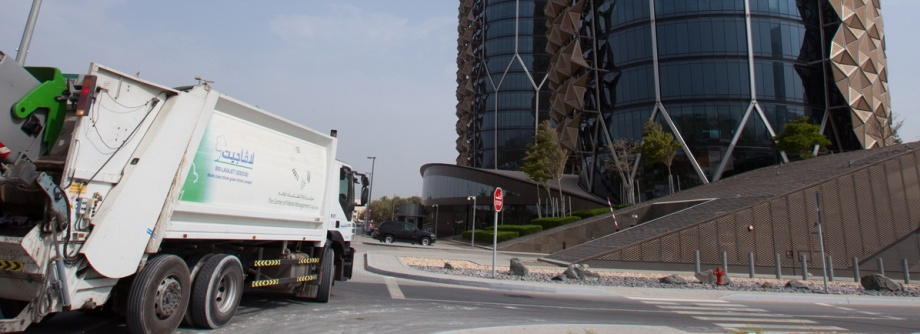 Abu Dhabi SWC & City Cleansing