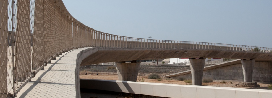 Design and Construction of Wadi Bridges and Culverts in Al Qurm