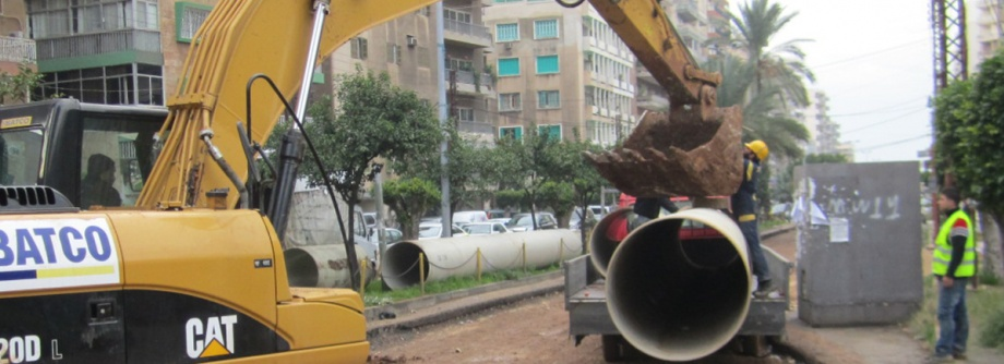 Upgrading Tripoli's Infrastructure Phase I - Package 1A