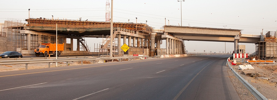 Al Mubaila South Additional Interchanges