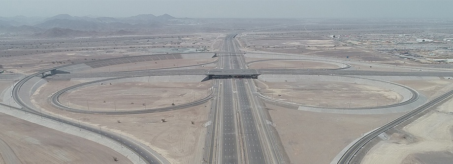 Construction of Batinah Expressway Package 5