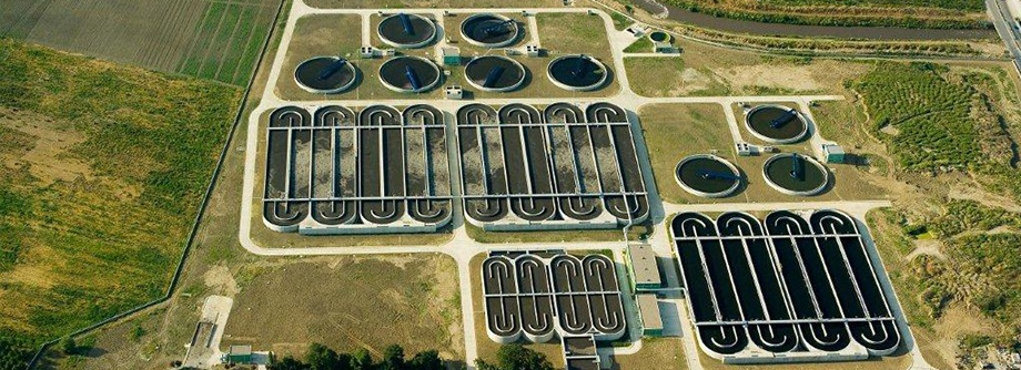 Bursa East and Bursa West Wastewater Treatment Plants
