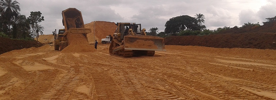 The Construction of Trans-Kalabari Highway