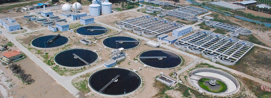 Mersin Wastewater Treatment Plant