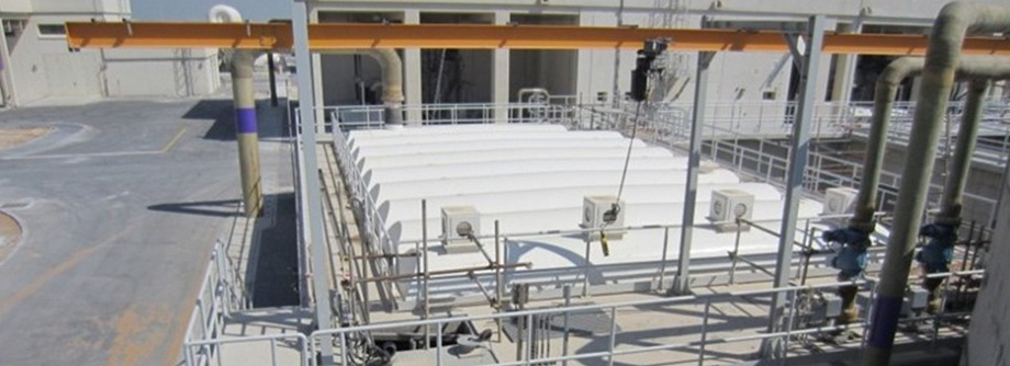 Saadiyat Island Wastewater Treatment Plant STP 2
