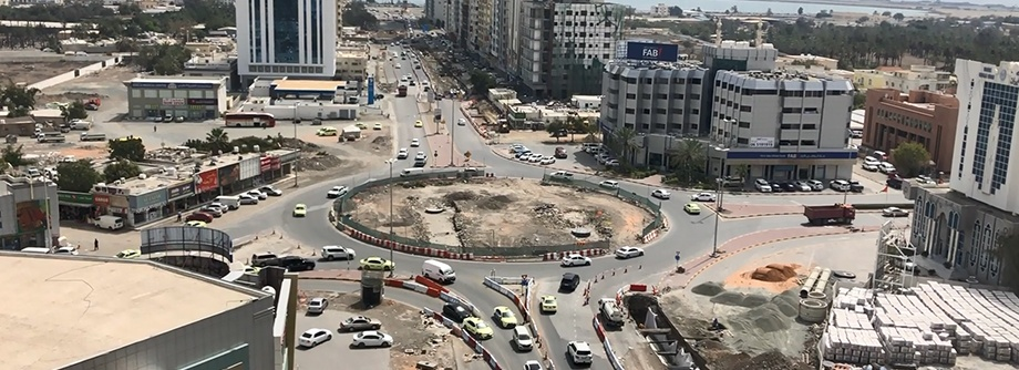 Upgrade of Hamad Bin Abdullah Road - Al-Fujairah